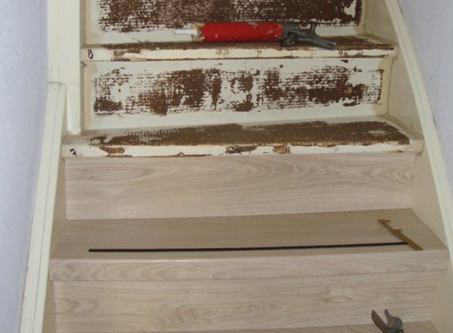 Super Traprenovatie – Schuurvloeren FR05